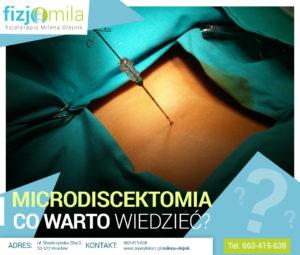 chirurgia dyskopatia