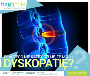 dyskopatia