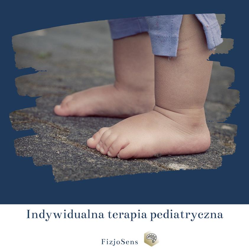Indywidualna terapia pediatryczna