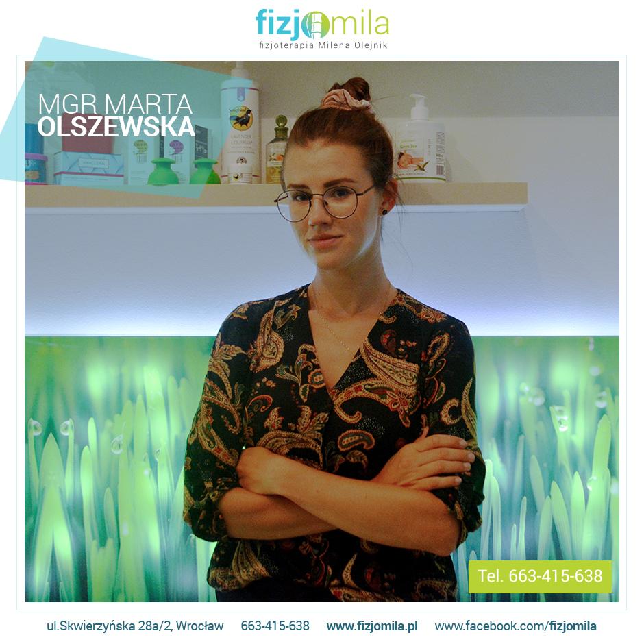 mgr Marta Olszewska